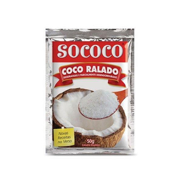 Coco Ralado - Sococo 50gr