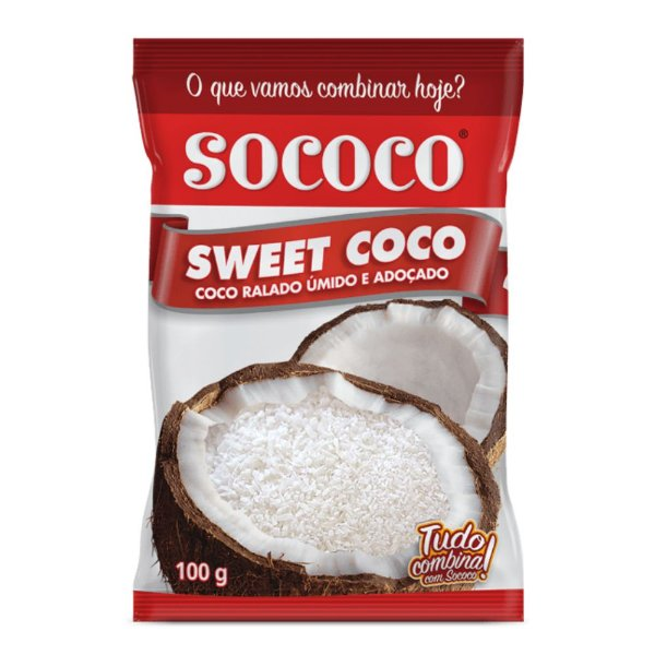 Sweet Coco - Sococo 100gr