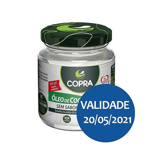Óleo de Coco Sem Sabor - Copra 200ml