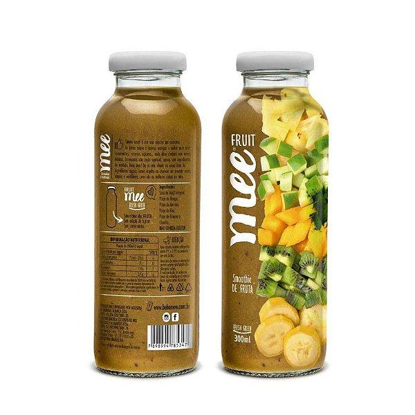 Smoothie De Frutas Fresh Green - Mee 300ml