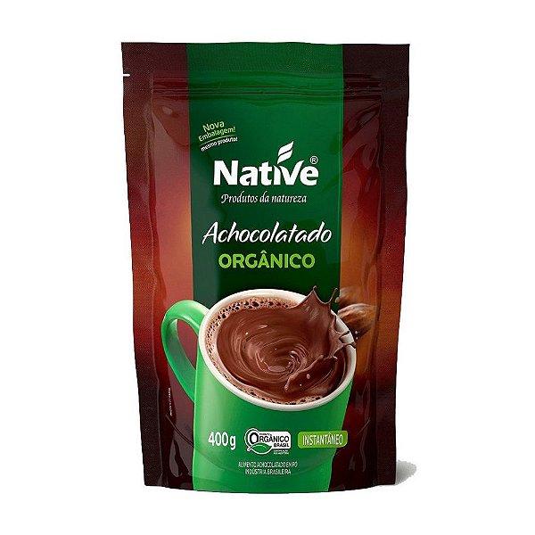 Achocolatado Instantâneo Orgânico - Native 400gr