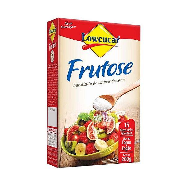 Frutose - Lowçucar 200gr