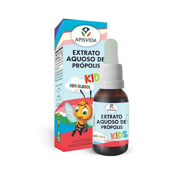 Extrato Aquoso de Própolis Verde Kids - Apis Vida 30ml