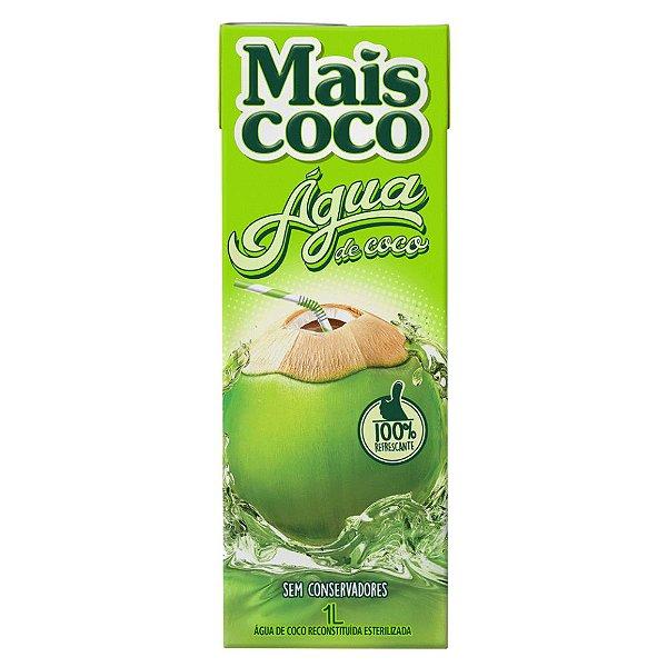 Água De Coco - Mais Coco 1L