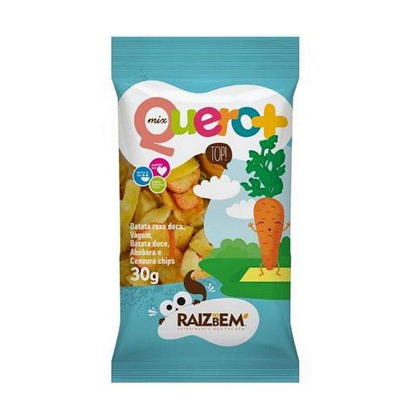 Chips de Vegetais - Raiz Do Bem 30gr