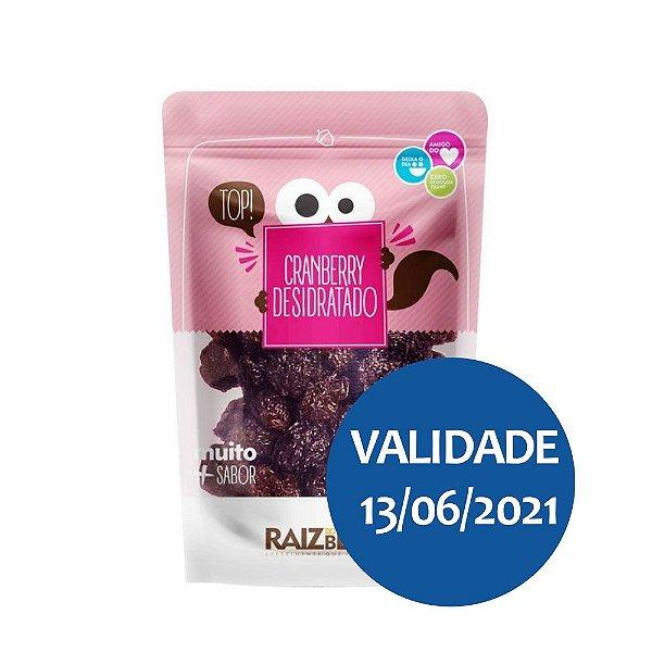 Cranberry Desidratado - Raiz Do Bem 100gr