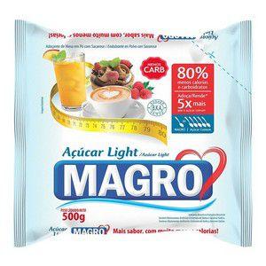 Açúcar Light - Magro 500gr