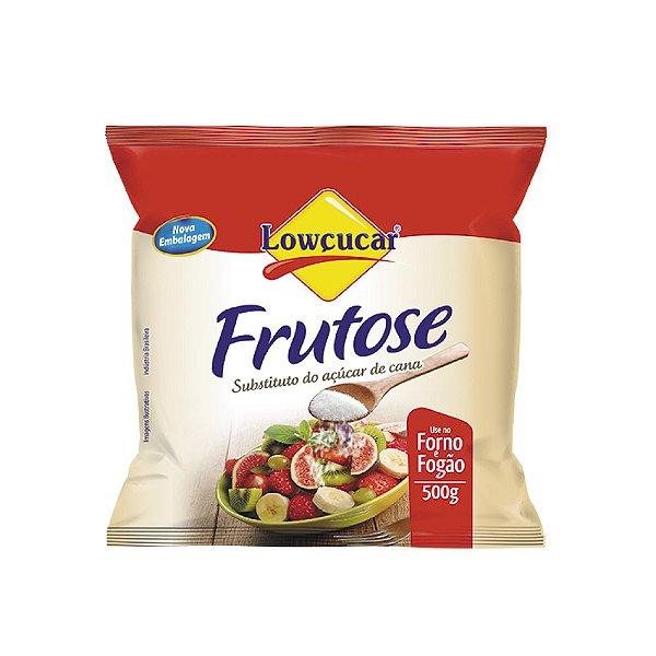 Frutose Refil - Lowçucar 500gr
