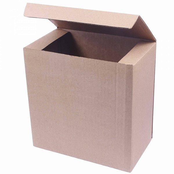 Caixa de papelão  21,5x12,5x21,5cm