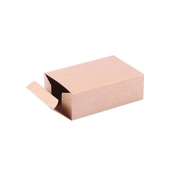 Caixa de presente 11,2x7,5x3,8cm - kraft