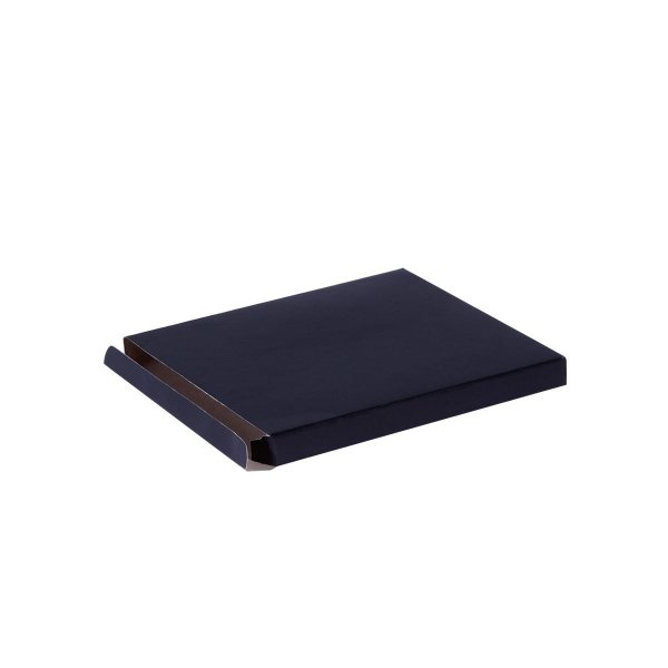 Caixa de presente 14,5x13x1,2cm - preta