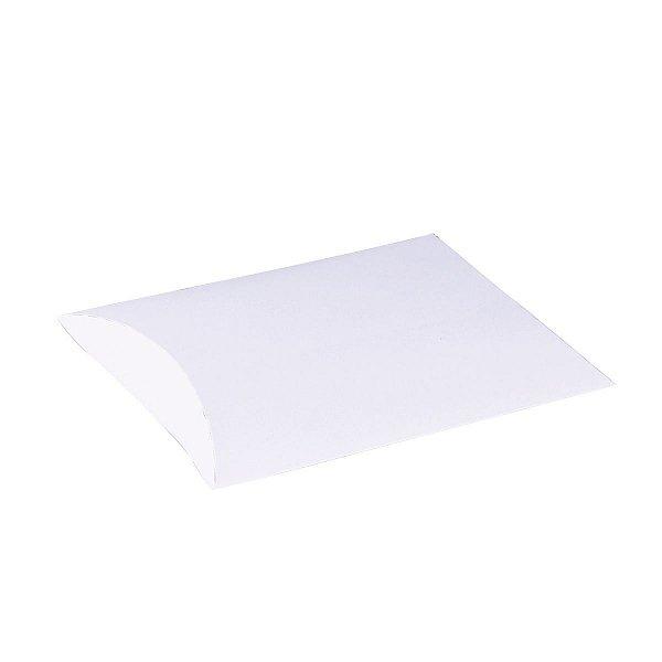 Caixa de presente 19x18x4cm - branca