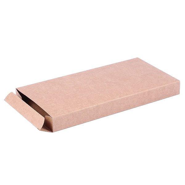 Caixa de presente 20,1x10,1x2,0cm - kraft