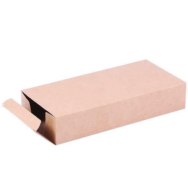 Caixa de presente 21x10x4cm - kraft