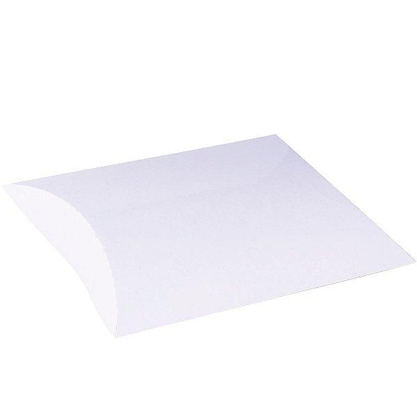 Caixa de presente 25x25x6cm - branca