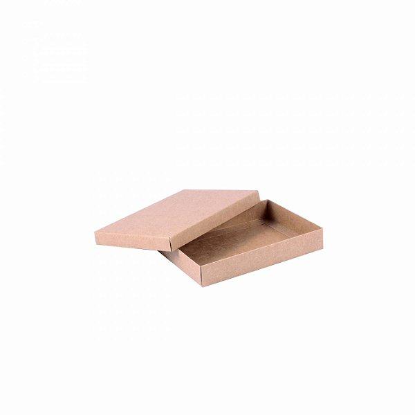 Caixa tampa e base 15x11x2,5
