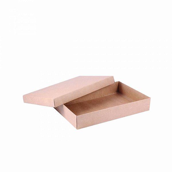 Caixa tampa e base 30x20x5