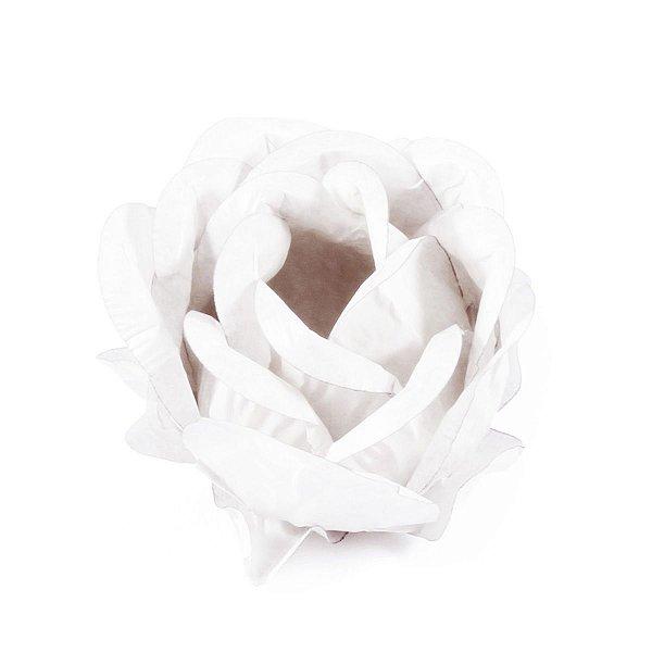 Forminhas para doces Magnolia - branco c/ branco