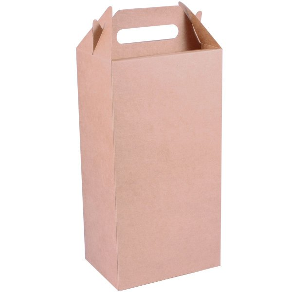 Embalagem de presente 31,1x16,1x11,6cm - kraft