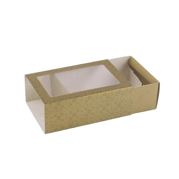 Embalagem para doces 12x8x4cm - 6 doces