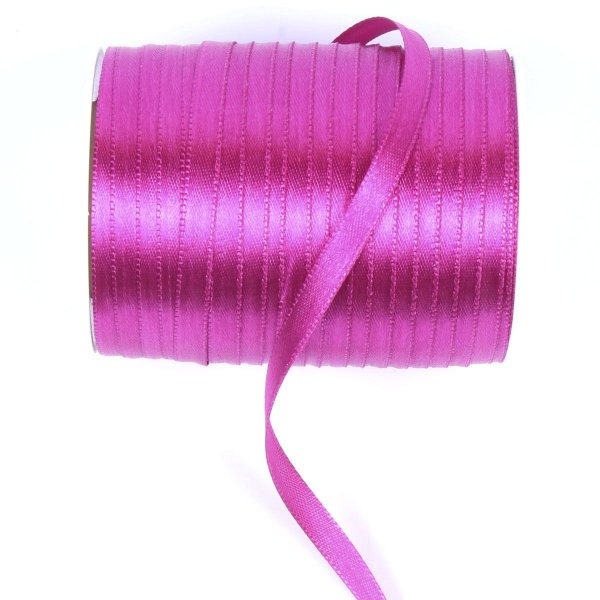 Fita de cetim Gitex nº1 - 6mm c/100mts - 108 pink