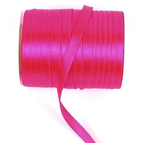 Fita de cetim Gitex nº1 - 6mm c/100mts - 152 rosa