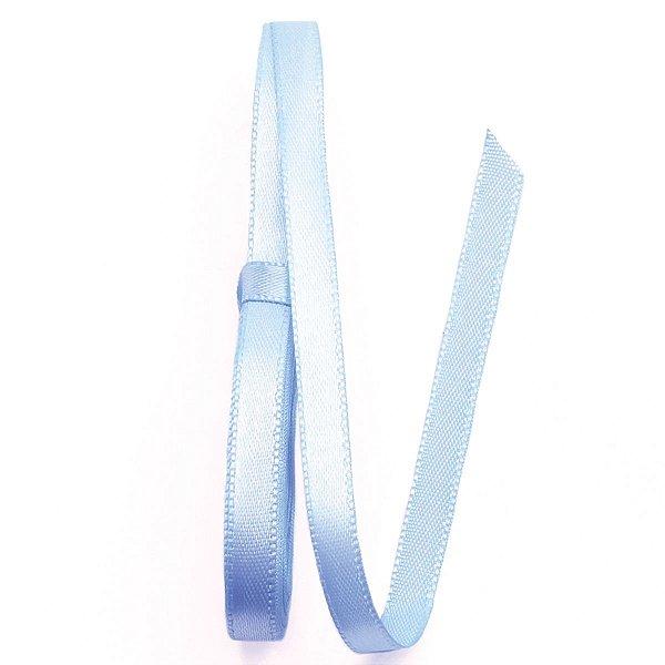 Fita de cetim Gitex nº1 - 7mm c/10mts - 112 azul hortência