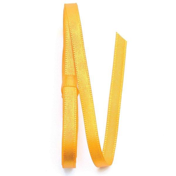 Fita de cetim Gitex nº1 - 7mm c/10mts - 115 laranja claro