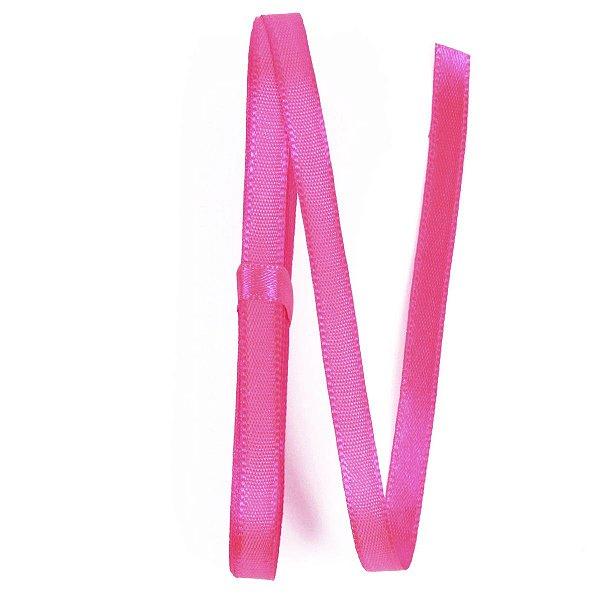 Fita de cetim Gitex nº1 - 7mm c/10mts - 152 rosa