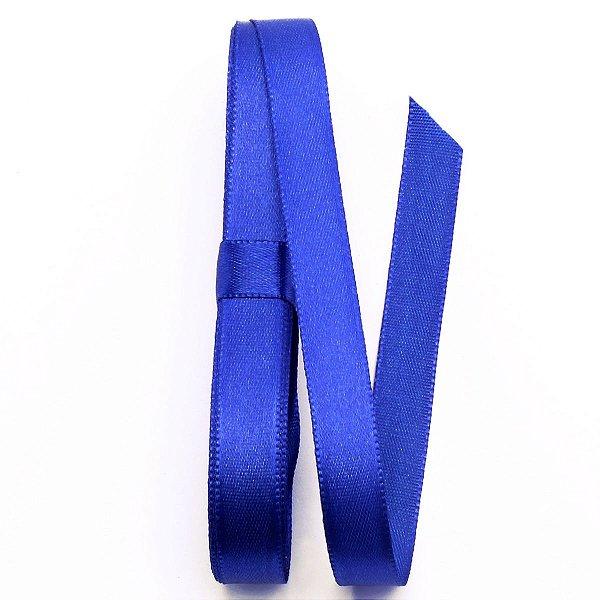 Fita de cetim Gitex nº2 - 10mm c/10mts - 113 azul royal