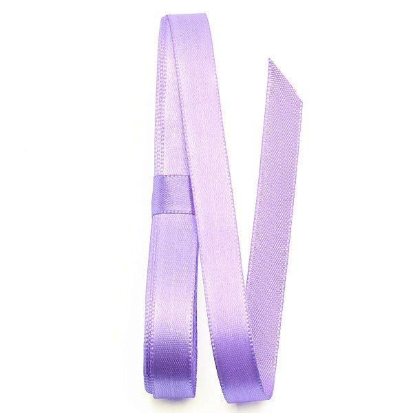Fita de cetim Gitex nº2 - 10mm c/10mts - 114 lilás