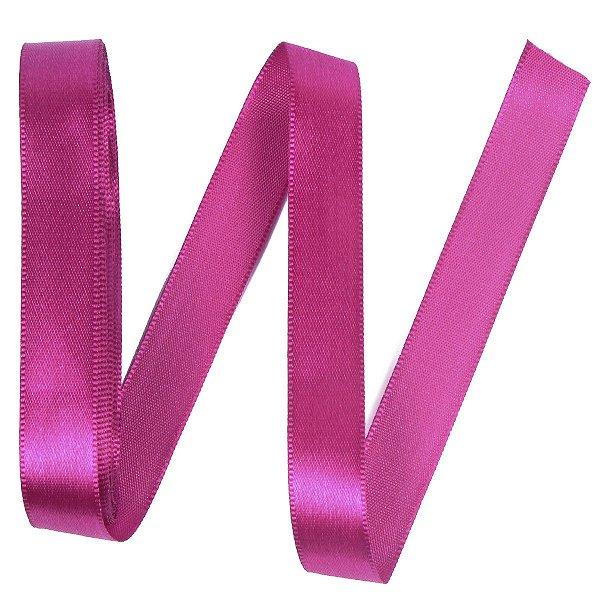 Fita de cetim Gitex nº3 - 15mm c/10mts - 108 pink
