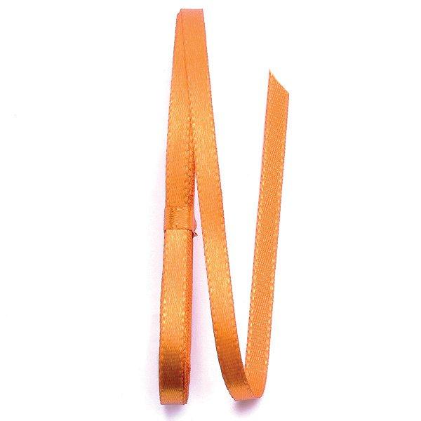Fita de cetim Sinimbu nº1 - 6mm c/10mts - 1417 Telha
