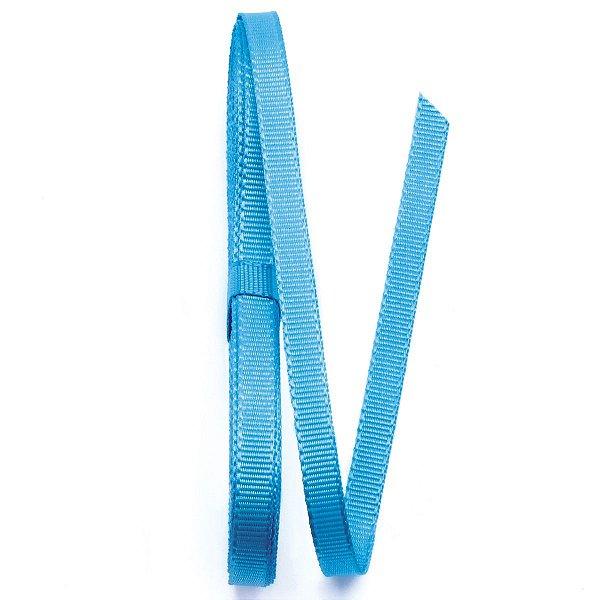 Fita de gorgurão Sinimbu nº1 - 6mm c/10mts - 1723 azul