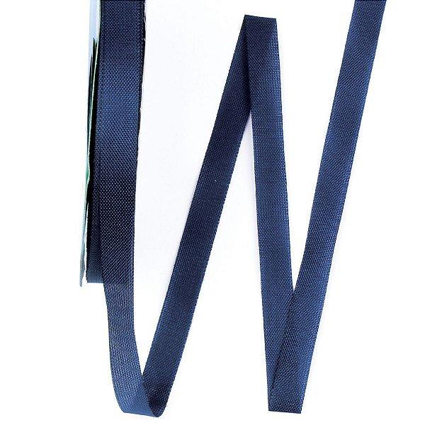 Fita de tafetá Fitex - 10mm c/50mts - azul marinho