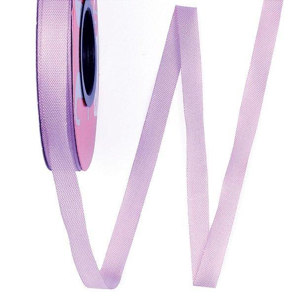 Fita de tafetá Fitex - 10mm c/50mts - lilás