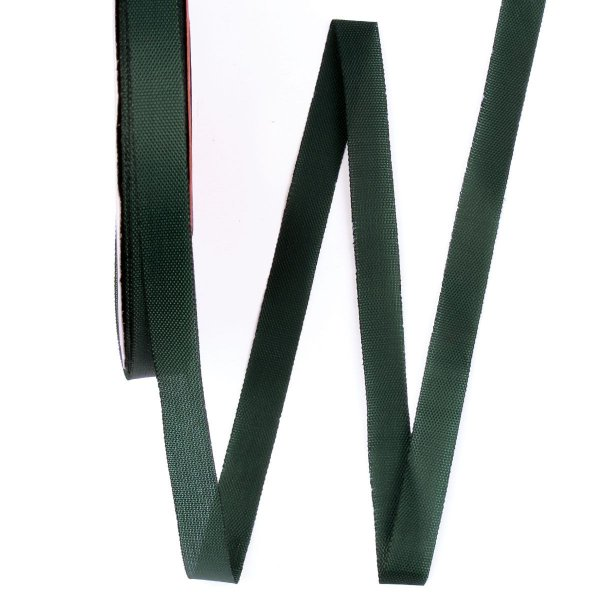 Fita de tafetá Fitex - 10mm c/50mts - verde musgo