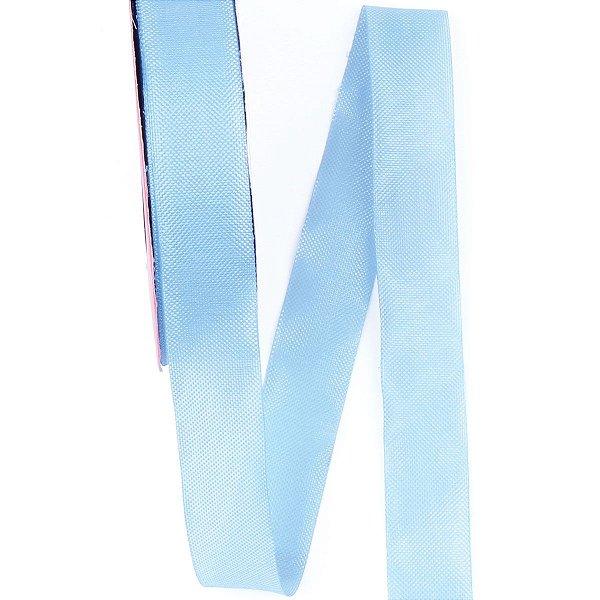 Fita de tafetá Fitex - 21mm c/50mts - azul celeste