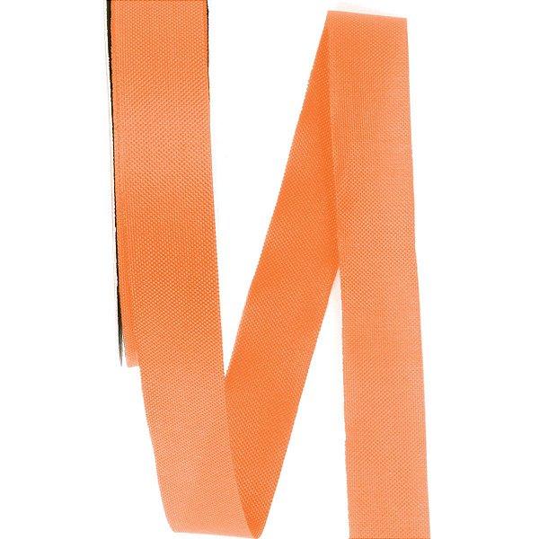Fita de tafetá Fitex - 21mm c/50mts - laranja