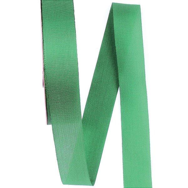 Fita de tafetá Fitex - 21mm c/50mts - verde bandeira