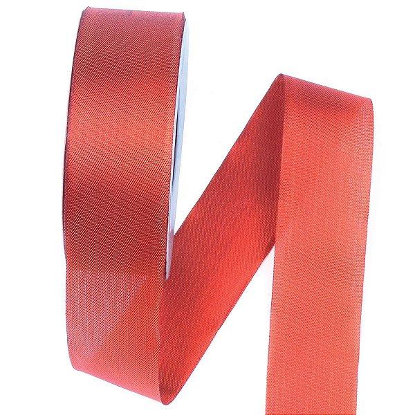 Fita de tafetá Fitex - 36mm c/50mts - ocre