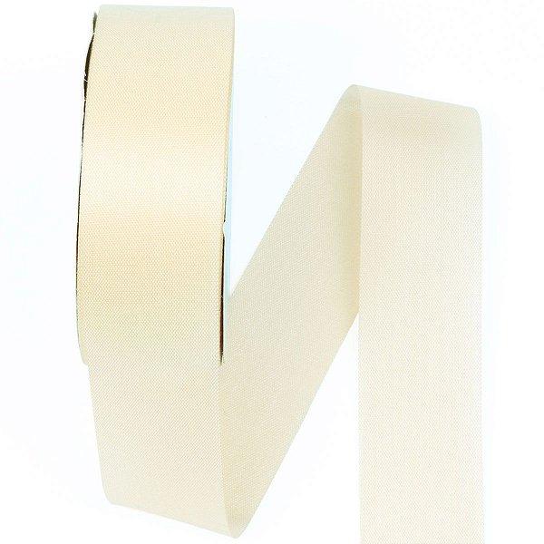 Fita de tafetá Fitex - 36mm c/50mts - pérola