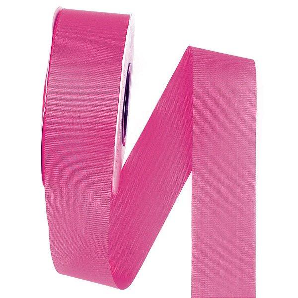 Fita de tafetá Fitex - 36mm c/50mts - rosa choque