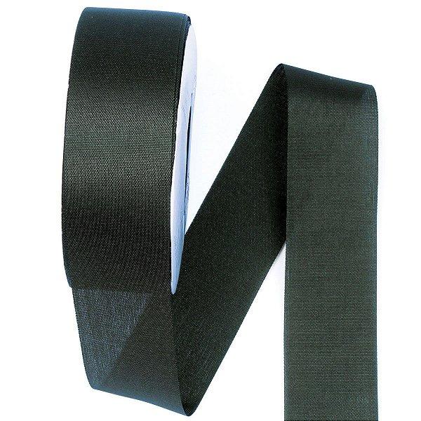 Fita de tafetá Fitex - 36mm c/50mts - verde musgo