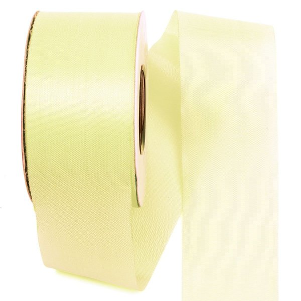 Fita de tafetá Fitex - 49mm c/50mts - amarelo bebê