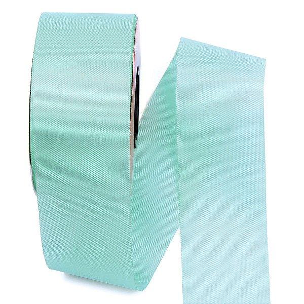 Fita de tafetá Fitex - 49mm c/50mts - verde água