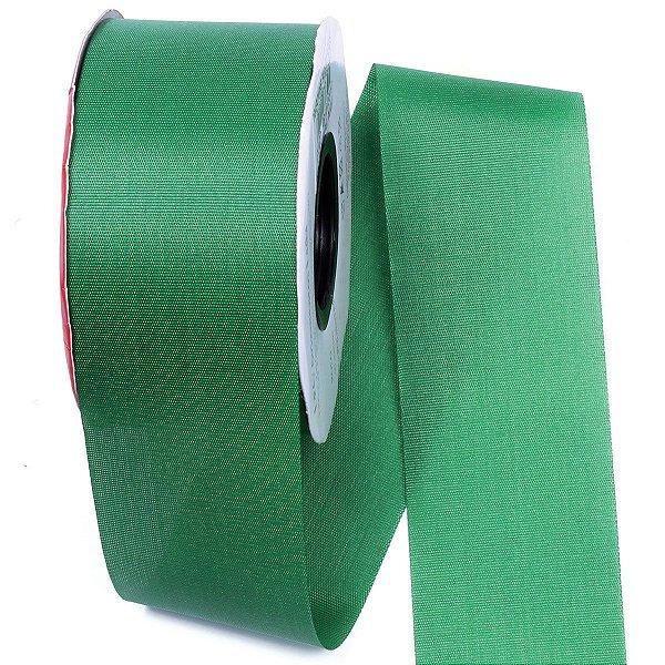 Fita de tafetá Fitex - 49mm c/50mts - verde bandeira