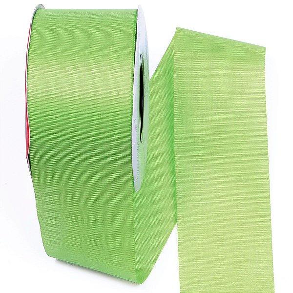 Fita de tafetá Fitex - 49mm c/50mts - verde limão