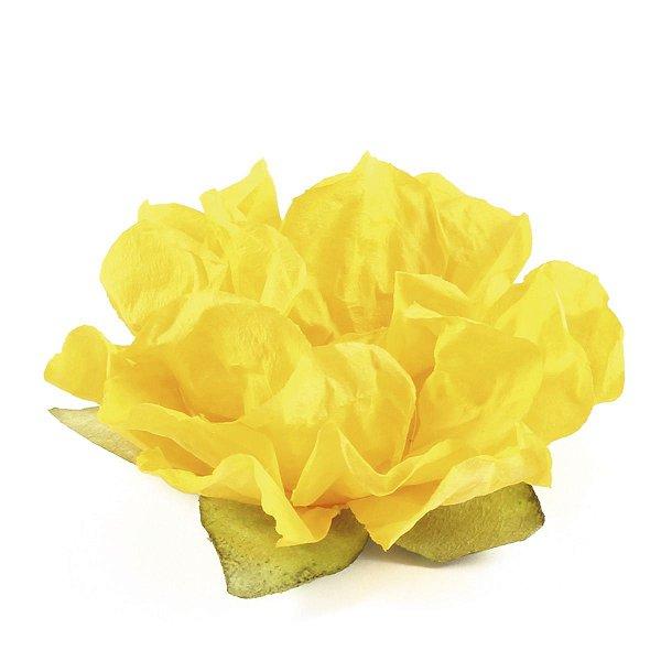 Forminhas para doces 409 - amarelo escuro