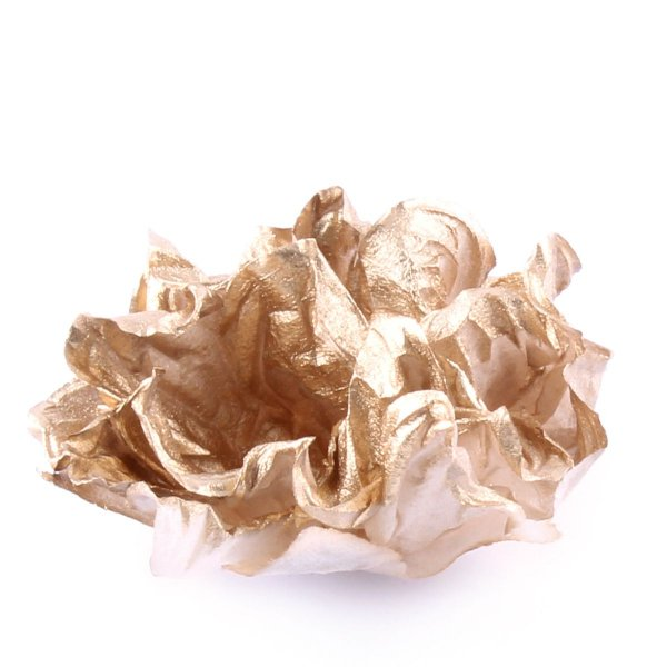 Forminhas para doces 409 jateada - dourada